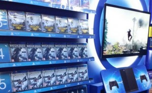 Sony PS4 retail space previewed with concept
