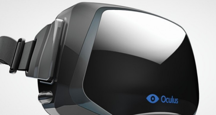 Sony PS4 VR headset vs Oculus Rift in 2014