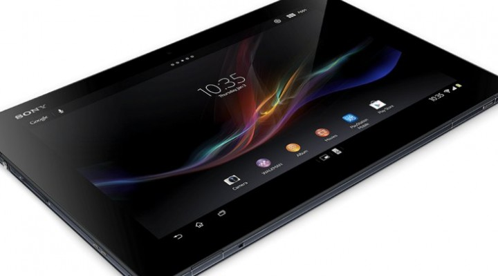 Sony Xperia Tablet Z Android 4.3 update preview