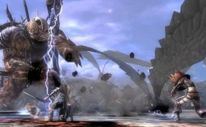 Soul Sacrifice, a PS Vita replacement for Monster Hunter