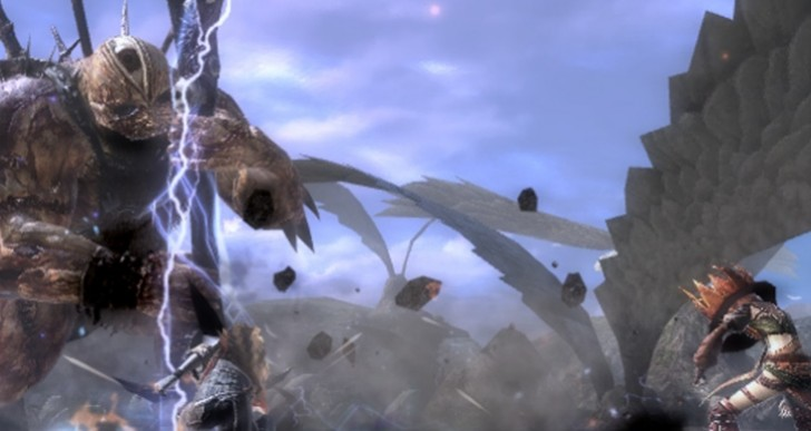 PS Vita 2013 push starts with Soul Sacrifice demo