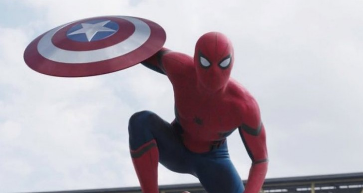 Future Fight Spider-Man Civil War uniform may look like this