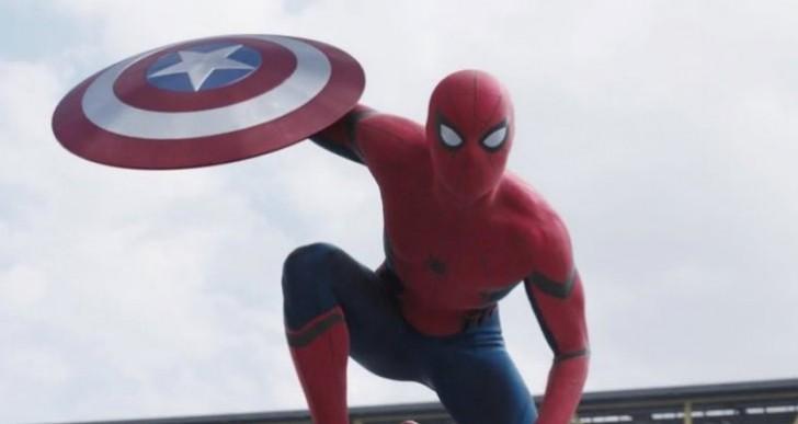 Future Fight Spider-Man Civil War uniform may look like this