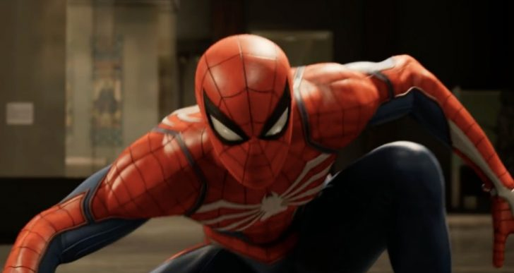 Spider-Man PS4 release date excitement in 2018