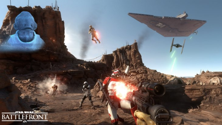 Star Wars Battlefront beta PS4, Xbox One start time – Product Reviews Net