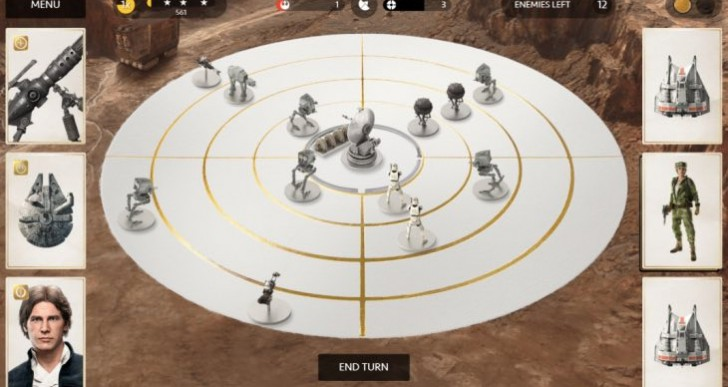 Star Wars Battlefront Companion app for free credits