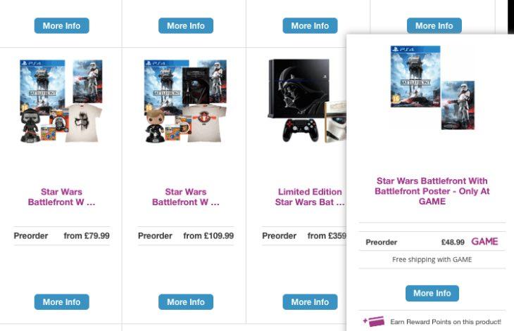star-wars-battlefront-game-uk-price