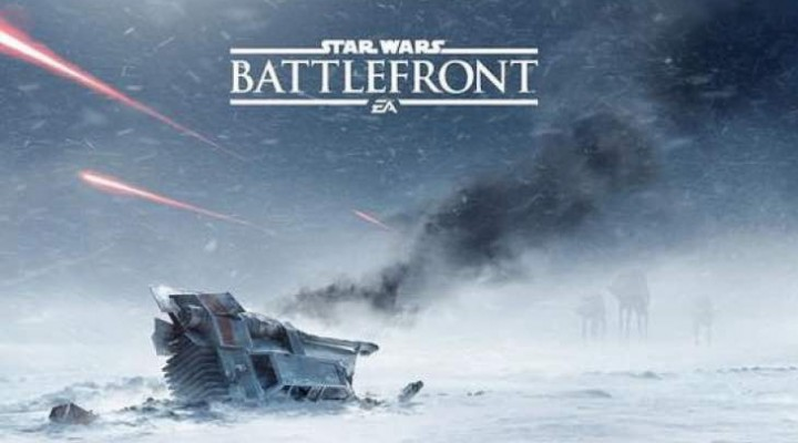 Star Wars Battlefront beta hopes on Xbox One, PS4