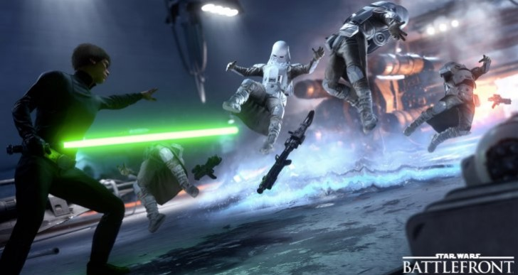 Star Wars Battlefront 1.03 update notes anger players