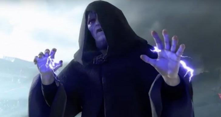 New Star Wars Battlefront Hero, Villain HD gameplay