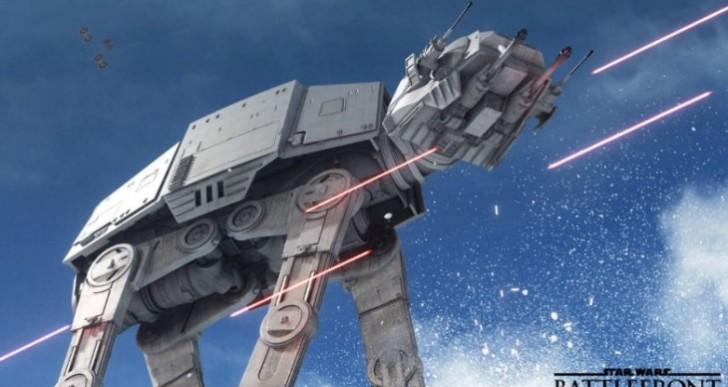 Star Wars Battlefront Day One 1.01 update notes