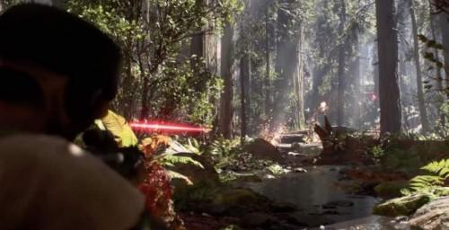 star wars battlefront 2 2017 gameplay