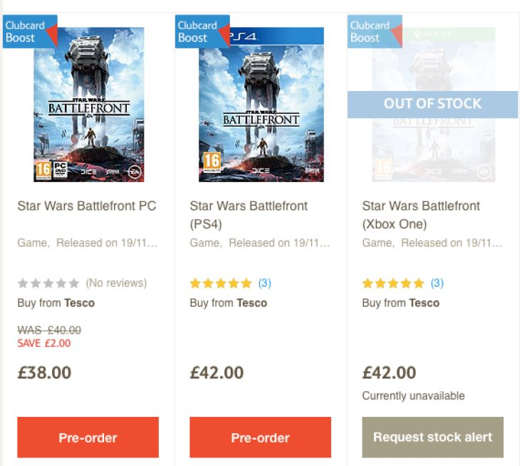 star-wars-battlefront-tesco-price