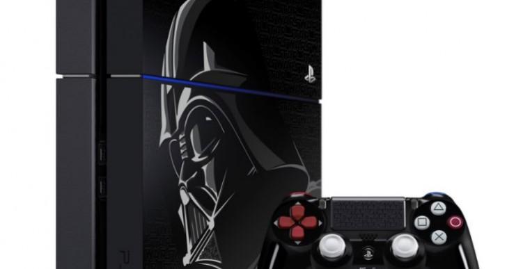 Beautiful Star Wars Battlefront PS4 bundle in HD