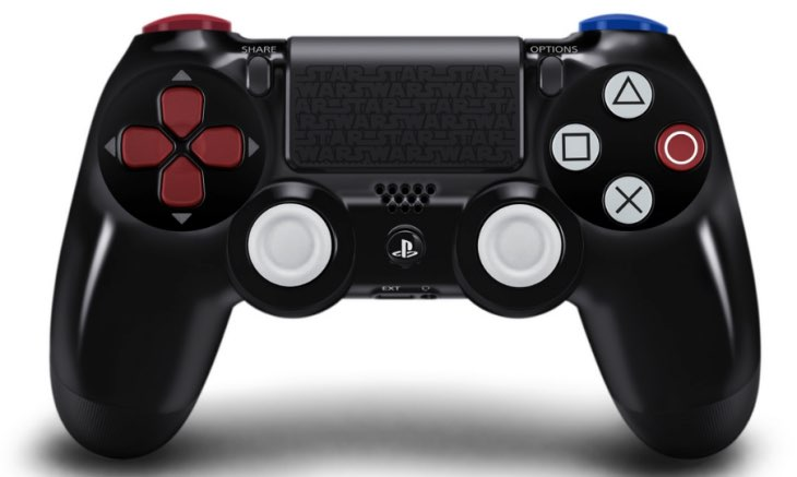star-wars-ps4-controller