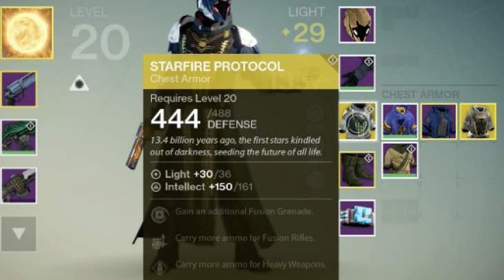Destiny Starfire Protocol review after Xur RNG misery