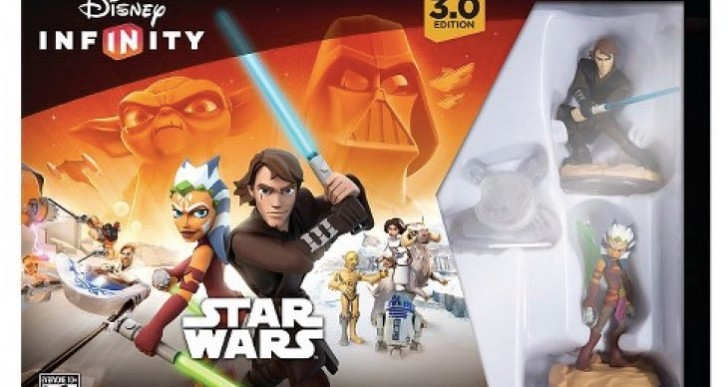 Disney Infinity 3.0 Starter Pack price at Target Vs Walmart