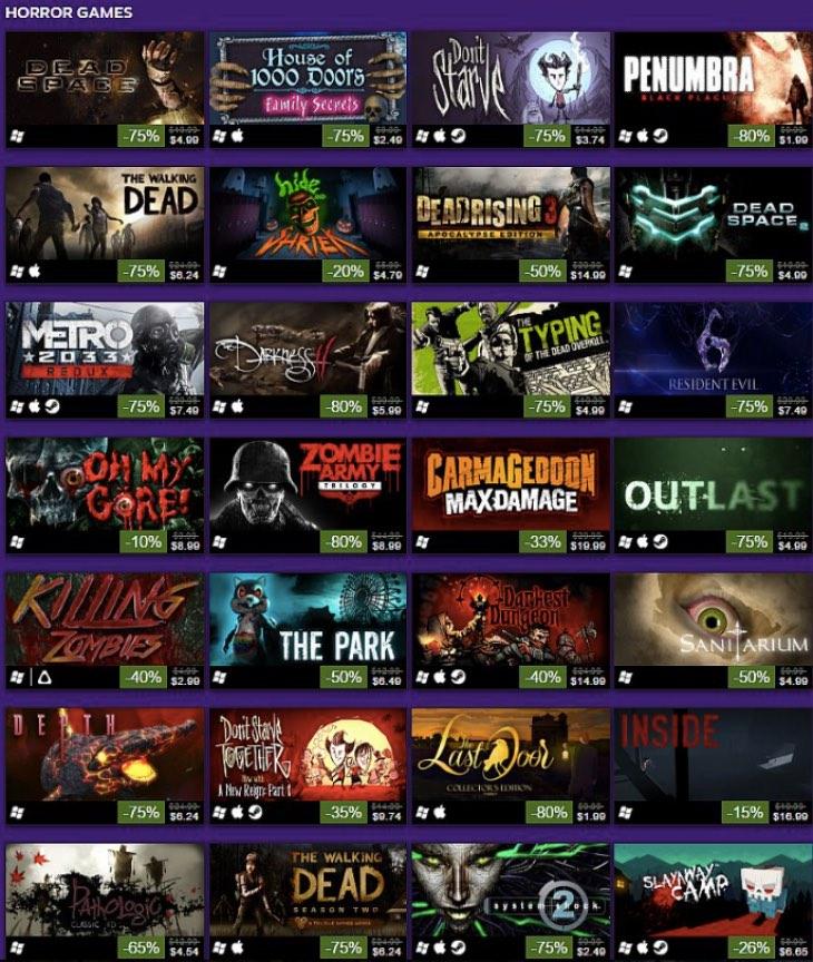 steam-halloween-sale-2017-list-of-games
