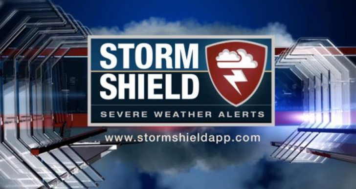 Storm Shield app for Android, iOS is a life-saver