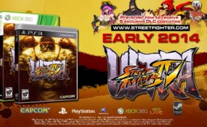 Ultra Street Fighter 4 new characters for 2014 update