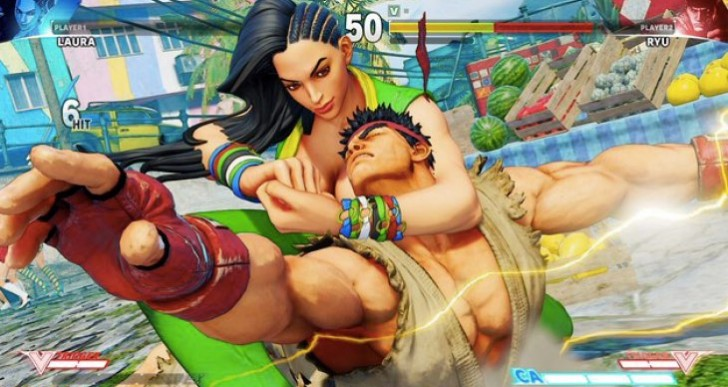 Street Fighter 5 beta start time for UK, US, Asia