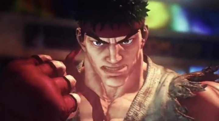 Street Fighter 5 beta for US and EU with pre-order
