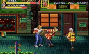 Streets of Rage 2 confirmed for 3DS with 3D Classics