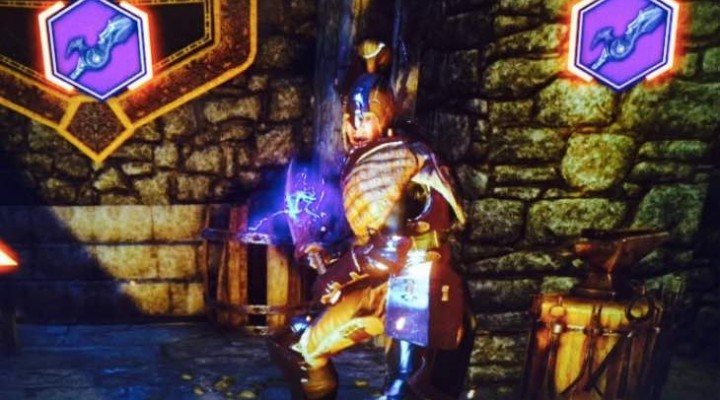 Sulevin Blade is Dragon Age Inquisition's best MP weapon?