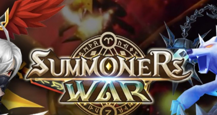 Summoner's War login down with Com2Us HIVE outage