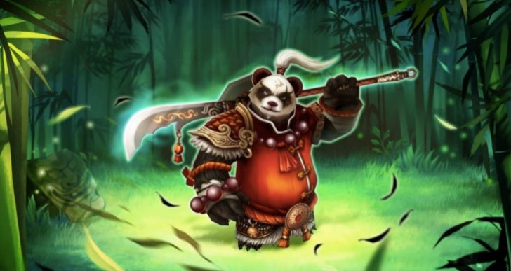 New Summoners War update notes for Panda Warrior Nat 5