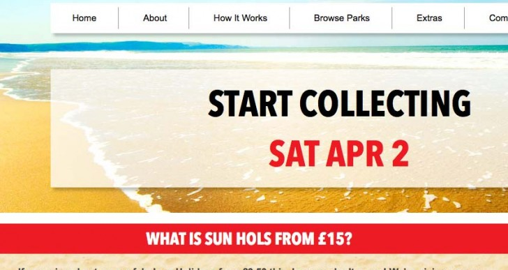 All Sun £15 Holiday Codes revealed April 2016
