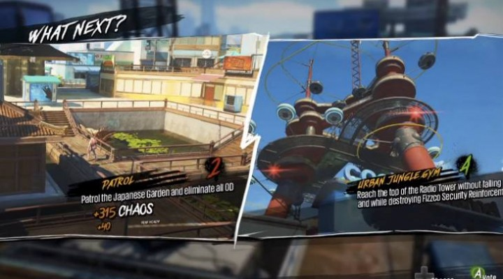 Sunset Overdrive co-op gameplay looks fun