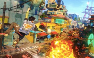 Sunset Overdrive for Xbox One with Best Buy bargain