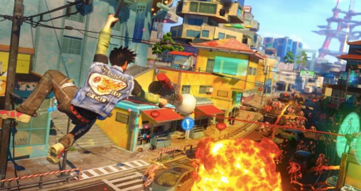Sunset Overdrive playable one month early