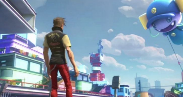 Sunset Overdrive what Xbox One needs