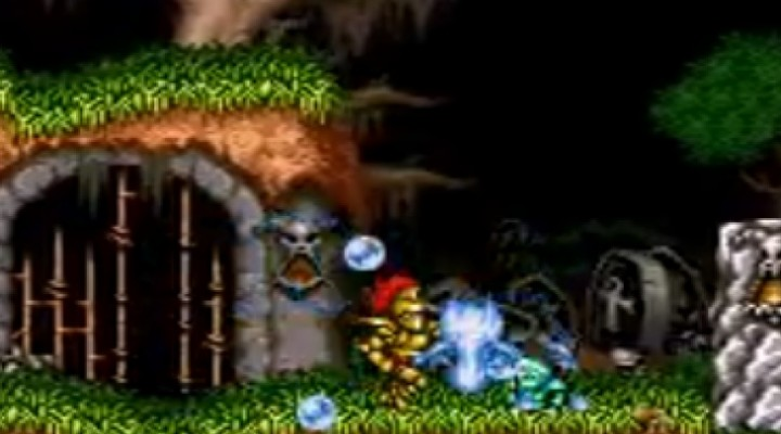 Super Ghouls n Ghosts release date on Virtual Console