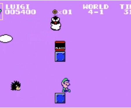 Super Mario Bros Crossover 3.0 update is pure win