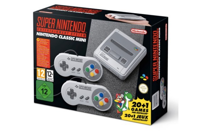 SNES Classic back in stock for UK Black Friday today