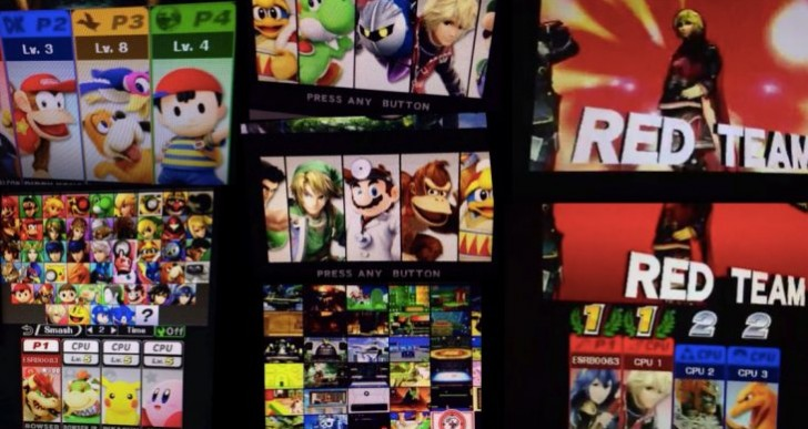 Super Smash Bros leaked roster video still alive