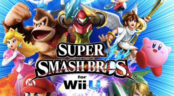 Super Smash Bros Wii U release date after error