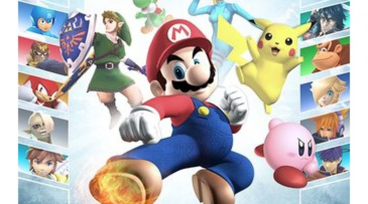 Super Smash Bros Wii U gameplay could be days away