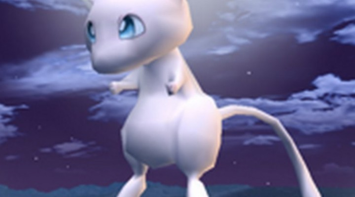 Smash Bros Wii U Pokemon list includes Mew
