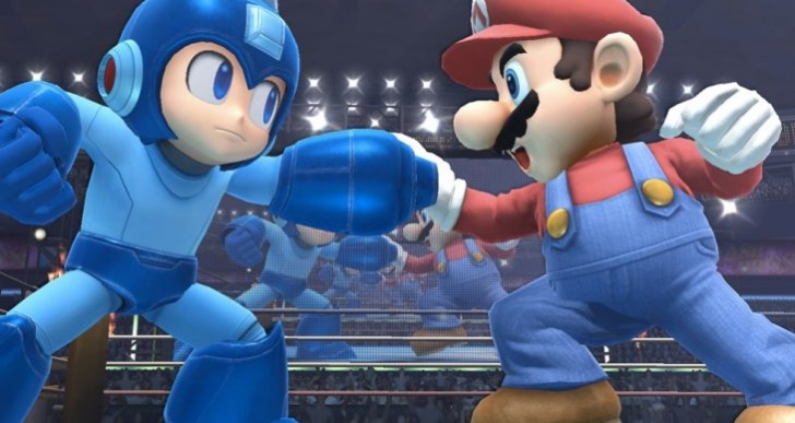 Super Smash Bros Wii U patience in 2014