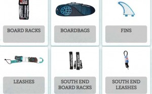Online stores ready surfboard sales