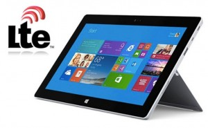 Microsoft Surface 2 4G LTE tablet on AT&T soon