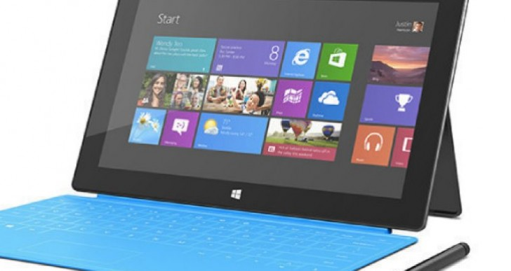 Microsoft Surface Pro 2 update for March 2014