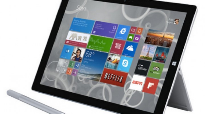 Microsoft Surface Pro 3 release date varies