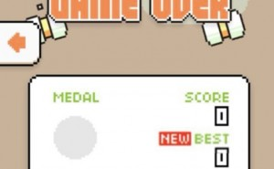 Swing Copters High score world record impossible
