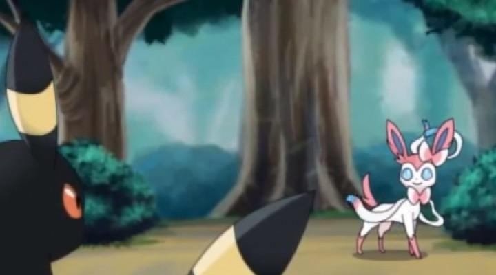 Pokemon X and Y Sylveon type and fan battle