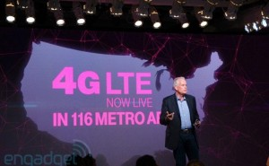 T-Mobile 4G LTE expands phone coverage